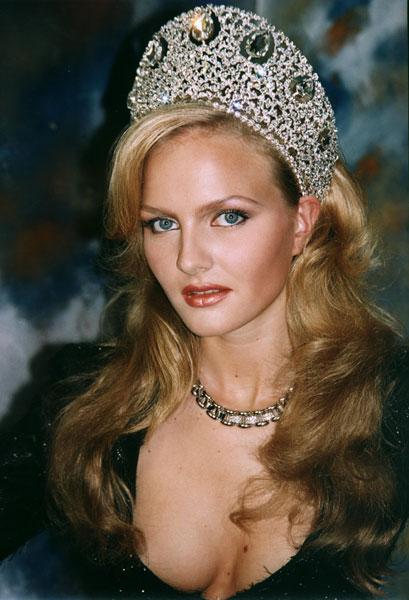 Светлана Королёва, Мисс Россия 2002, Мисс Европа. фото