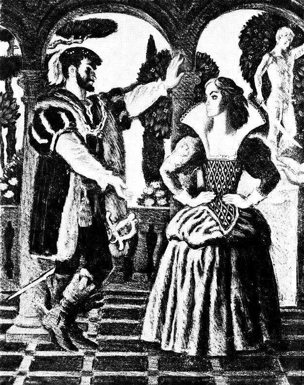 Катарина и Петручио (Шекспир. Укрощение строптивой)