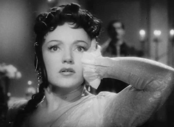 Людмила Касаткина в роли Катарины (Укрощение строптивой, 1961)