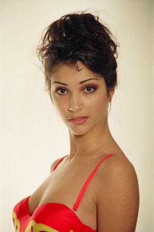 Ильмира Шамсутдинова - Мисс СССР 1991. фото