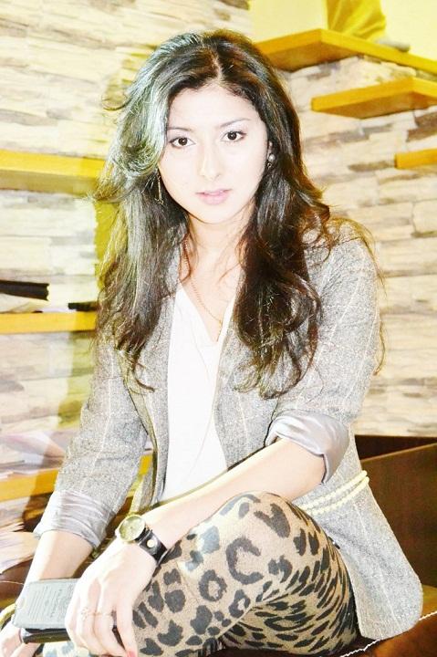 Айнур Ильясова казахская актриса. фото