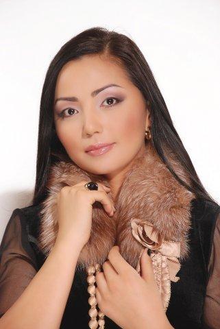 Алтынай Жорабаева казахстанская певица. фото