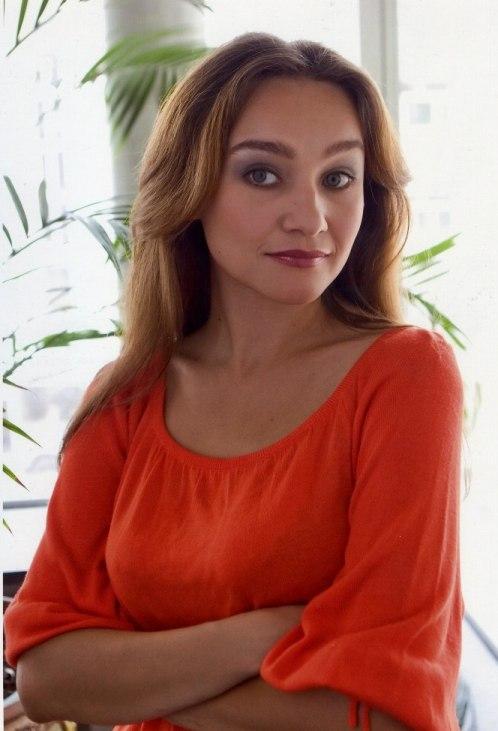 башкирская актриса Рушанна Бабич. фото