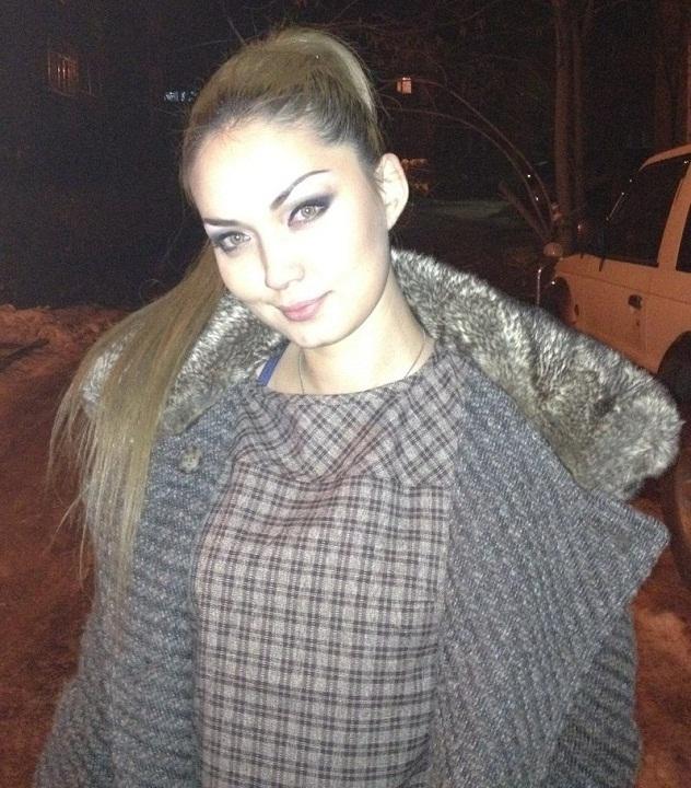 самые красивые казахские девушки: Саягуль Оразгалиева. фото
