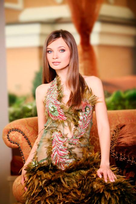 Анна Пославская - Мисс Украина-Вселенная 2010. фото