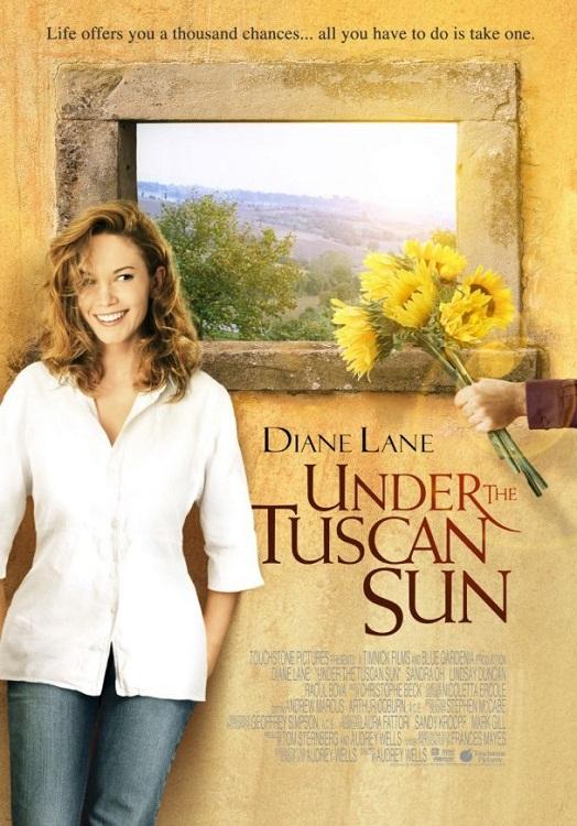 фильм Под солнцем Тосканы смотреть онлайн бесплатно в хорошем качестве без регистрации, скачать