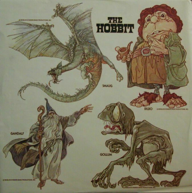 мультфильм Хоббит 1977 смотреть онлайн в хорошем качестве бесплатно, скачать