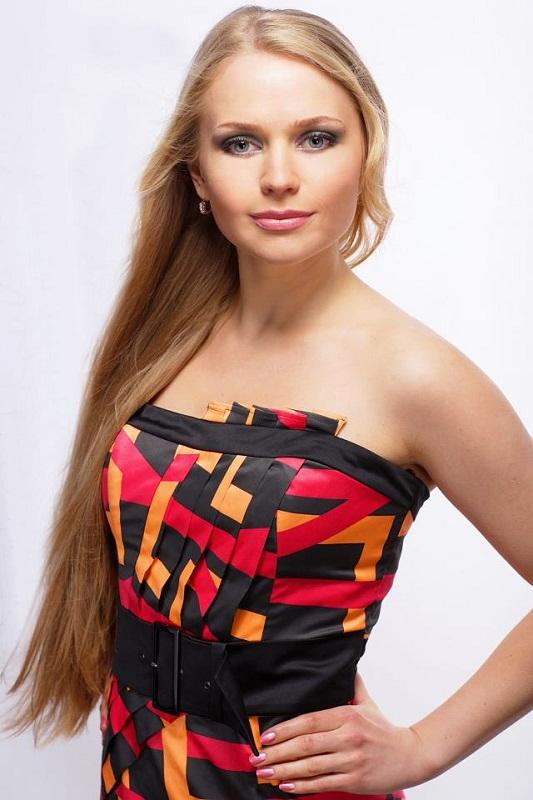 Евровидение 2013 Алена Ланская (Беларусь). фото