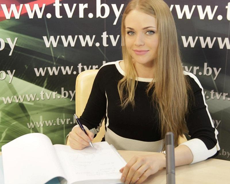 Евровидение 2013 Алена Ланская (Белоруссия). фото