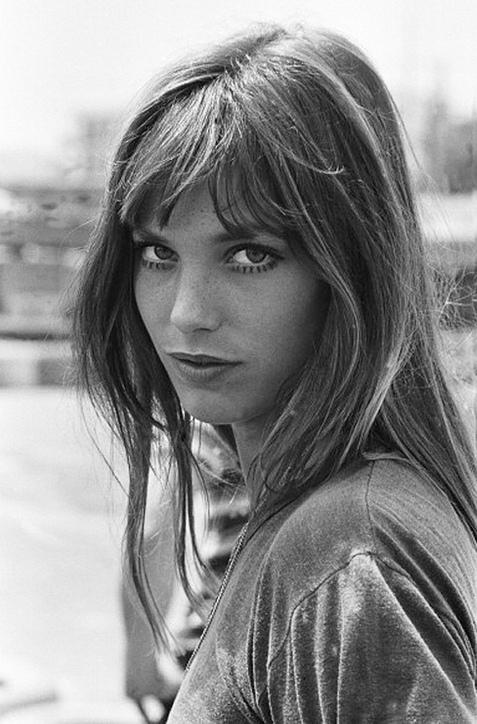 самые красивые английские женщины: Джейн Биркин. фото