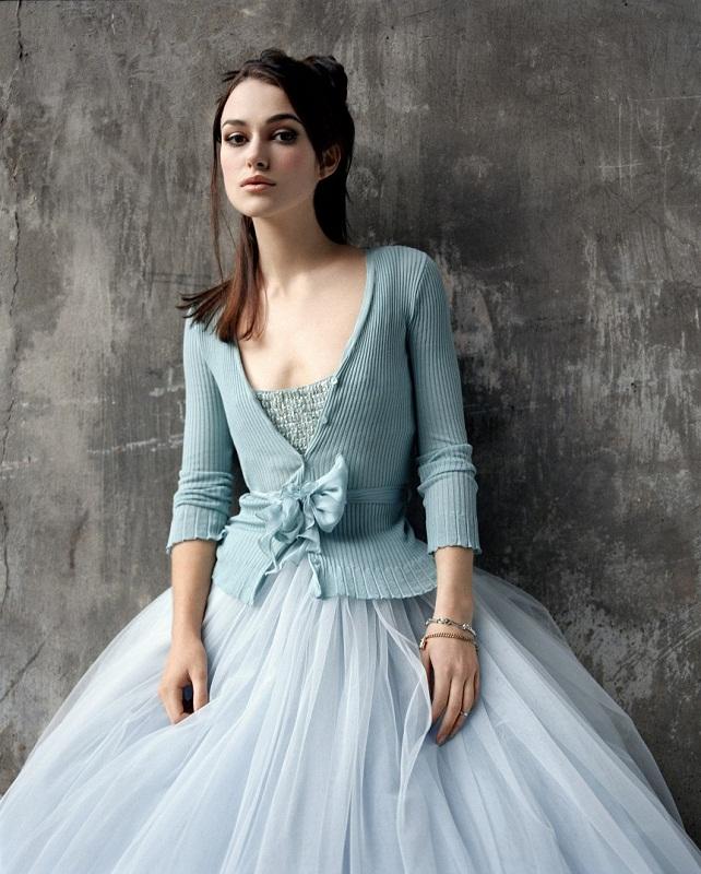 Самая красивая англичанка - Кира Найтли фото