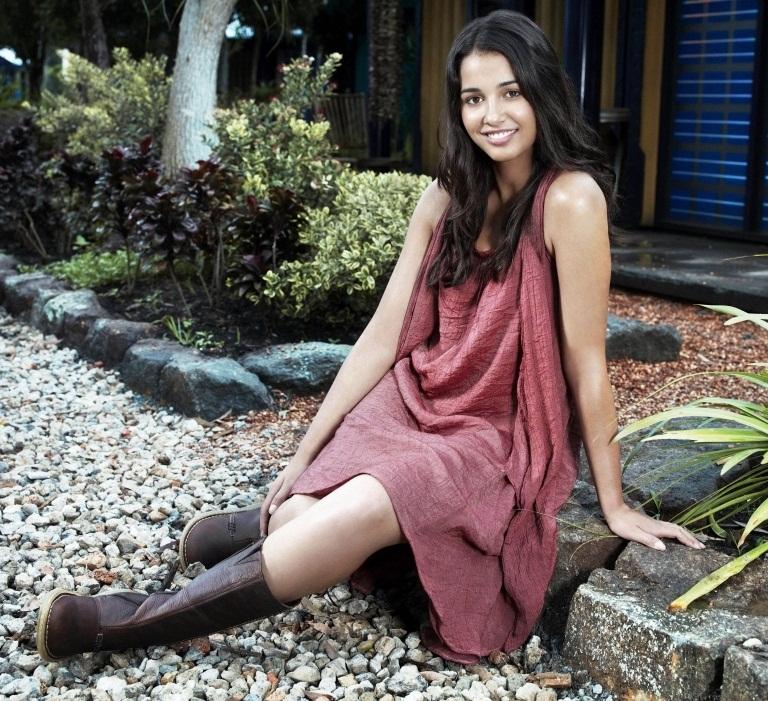 самые красивые женщины Англии: Наоми Скотт. фото