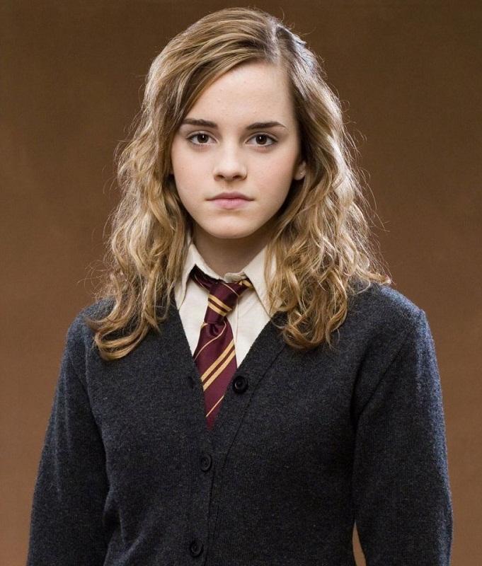 Эмма Уотсон Гермиона в Гарри Поттере фото