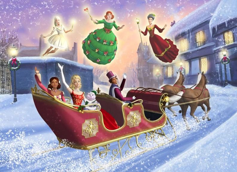 мультик Барби Рождественская история смотреть онлайн бесплатно в хорошем качестве без регистрации, скачать