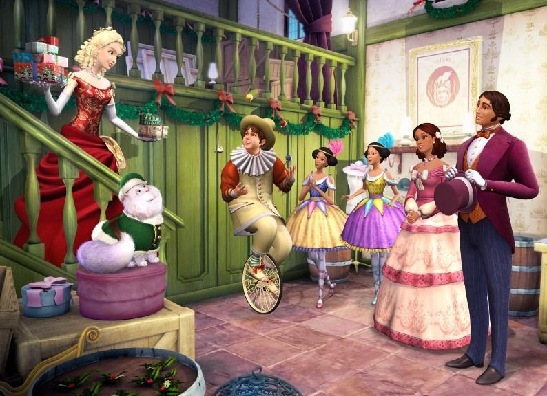 мультфильм Барби Рождественская история смотреть онлайн бесплатно в хорошем качестве без регистрации, скачать