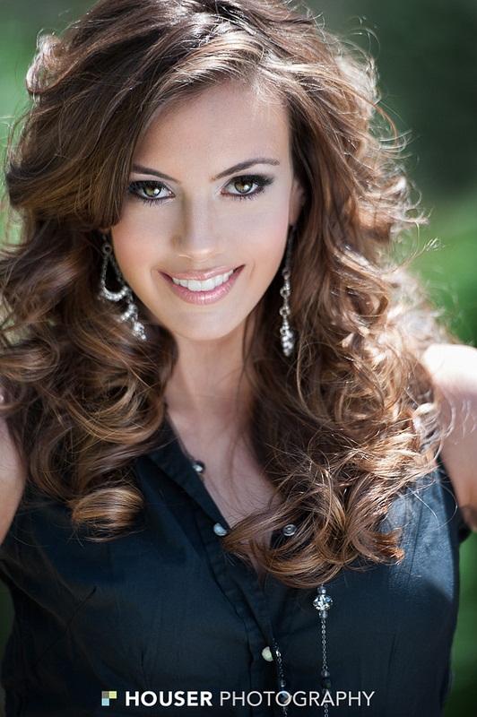 участница Мисс Вселенная 2013 Эрин Брэди (США) фото