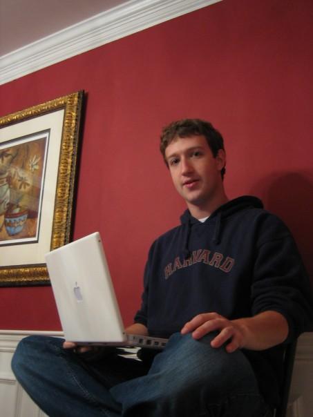 Марк Цукерберг. фото