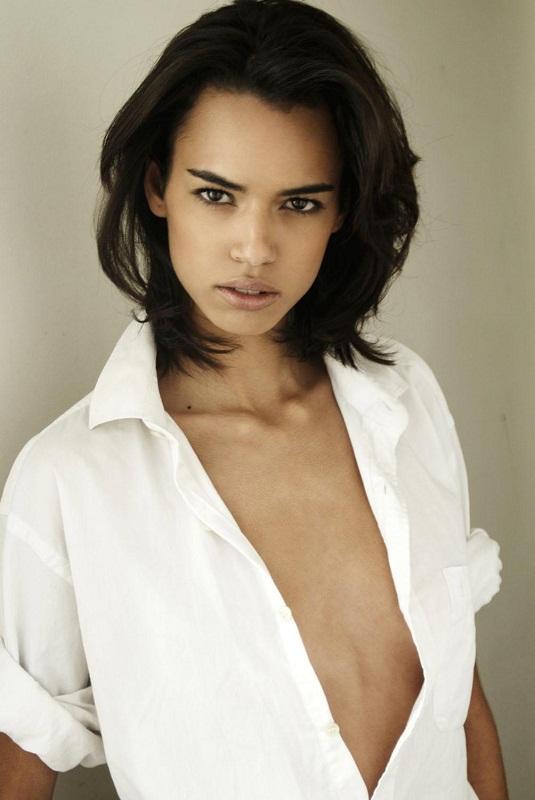 Hind Sahli, марокканская модель. фото