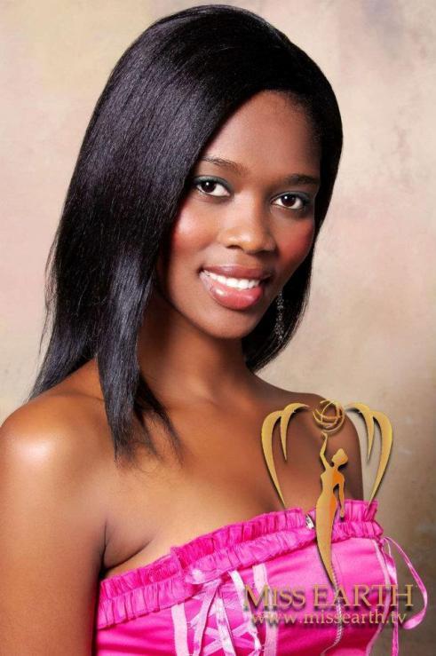 Самая красивая ботсванка -  Мессайя Джексон / Messiah Jackson. фото