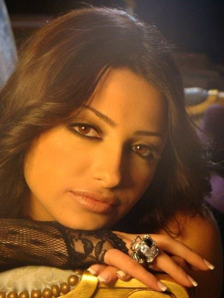 Самая красивая берберка Mona Amarsha. фото