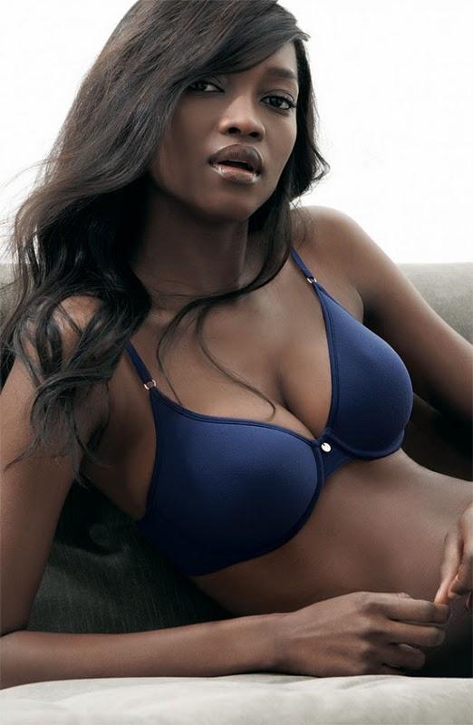 Самая красивая нигерийка Олучи Онвигба фото