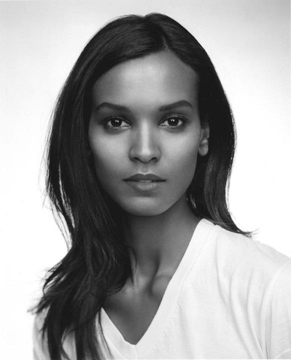 Лия Кебеде, эфиопская фотомодель. фото