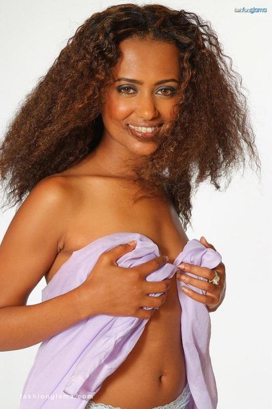 самые красивые эфиопки: Tegest Mesfin. фото