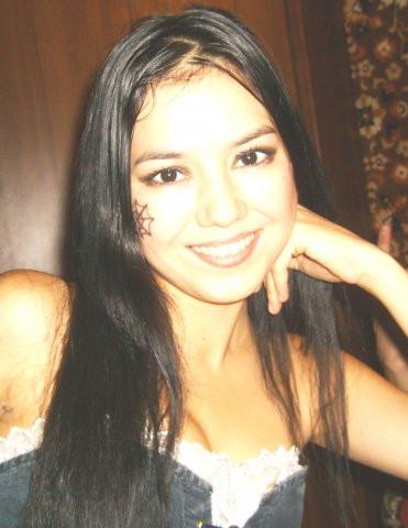 Лиана Хабибуллина - башкирская певица. фото