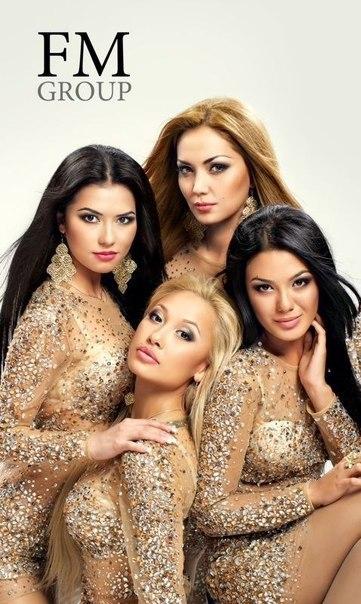 группа FM, Казахстан