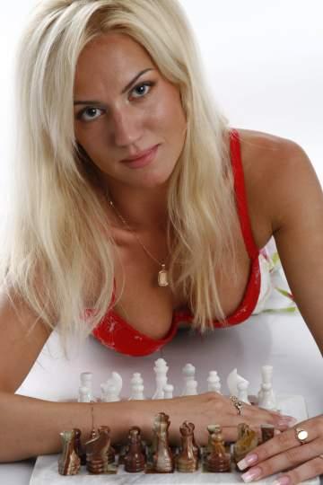 белорусская шахматистка Анна Шаревич фото