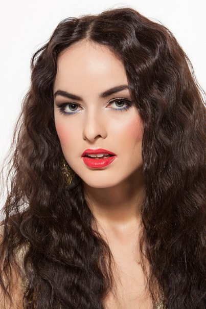 Эльмира Хамиранова модель. фото
