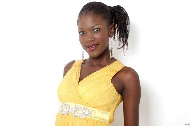 участница Мисс мира 2013 Christine Mwaaba Замбия фото