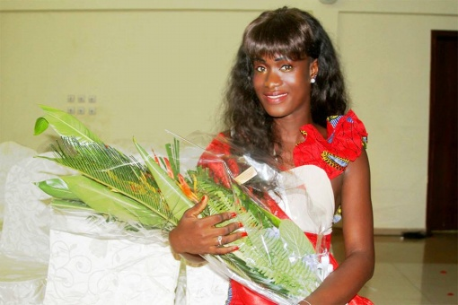 участница Мисс мира 2013 Heny Tavares Гвинея-Бисау фото