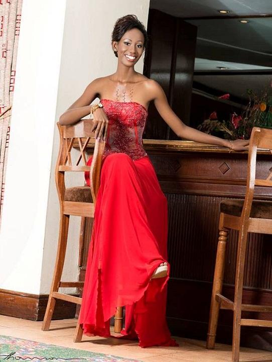участница Мисс мира 2013 Wangui Gitonga Кения фото