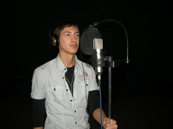 Айдар Хамзин - башкирский певец. фото