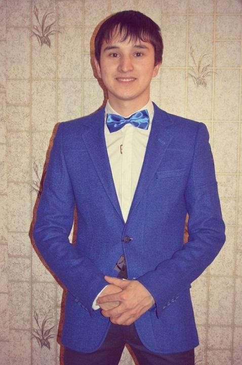 Гайсар Миндигулов - башкирский певец. фото