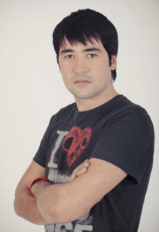 Ильшат Абдуллин - певец. фото
