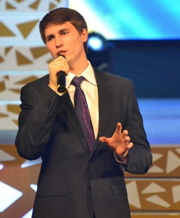 Радиф Зарипов - певец. фото