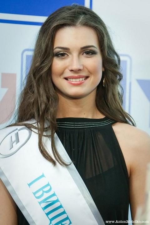 Анна Киндрук - Первая вице-мисс Беларусь-2010. фото