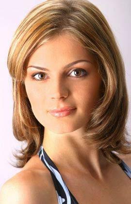 Ольга Антропова - Мисс Беларусь 2004. фото