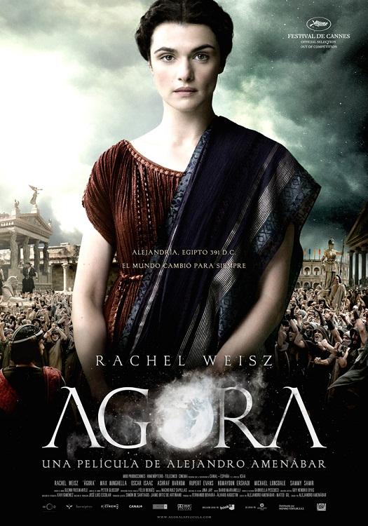 Фильм Агора смотреть онлайн бесплатно в хорошем качестве без регистрации, скачать