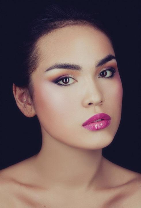 самая красивая калмычка Ирина Туманова Вторая Вице-Мисс Россия 2013 фото