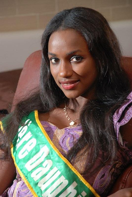 Самая красивая гвинейка Мариама Диалло / Mariama Diallo фото