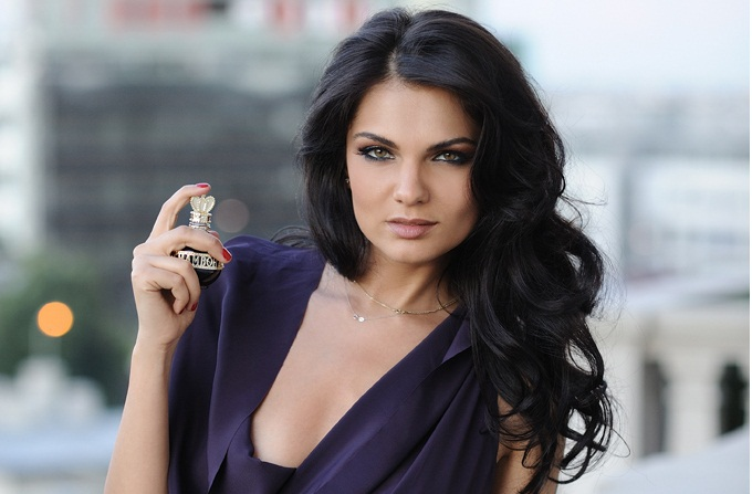 Мальвина Червенски румынская телеведущая. фото