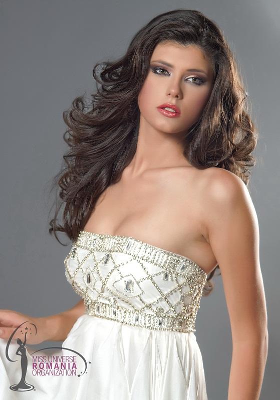 Оана Павелук Мисс Румыния Вселенная 2010. фото