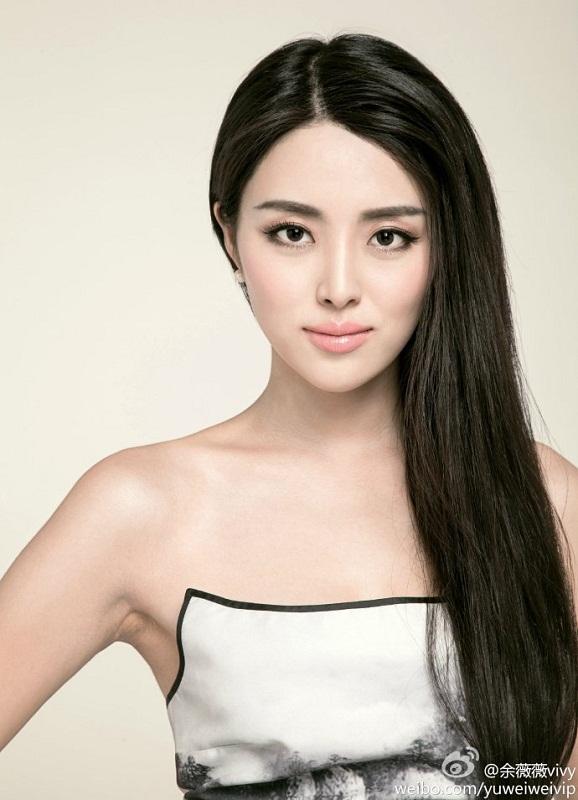 Участницы Мисс мира 2013: Юй Вэй Вэй (Китай). фото