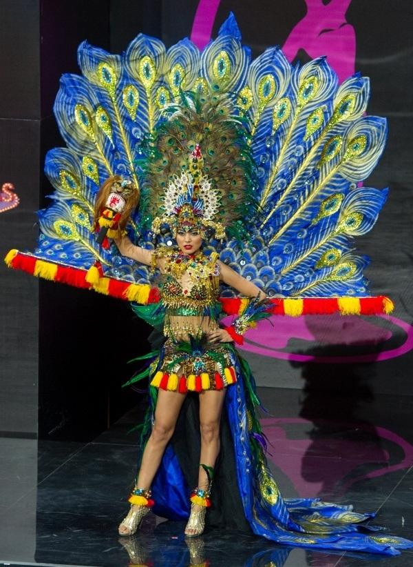 Мисс Вселенная 2013: лучшие национальные костюмы