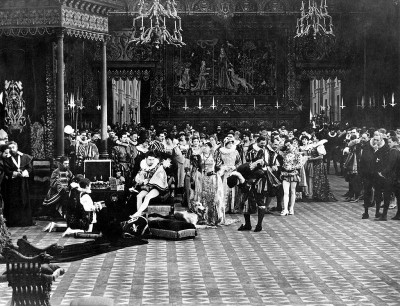 Фильм Нетерпимость / Intolerance (1916) смотреть онлайн бесплатно в хорошем качестве без регистрации, скачать