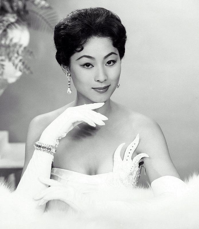 Акико Кодзима (Япония) Мисс Вселенная 1959 фото