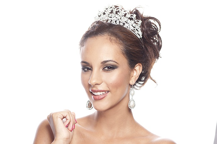 Мисс Вселенная 2013: участница Marilyn Ramos (ЮАР). фото